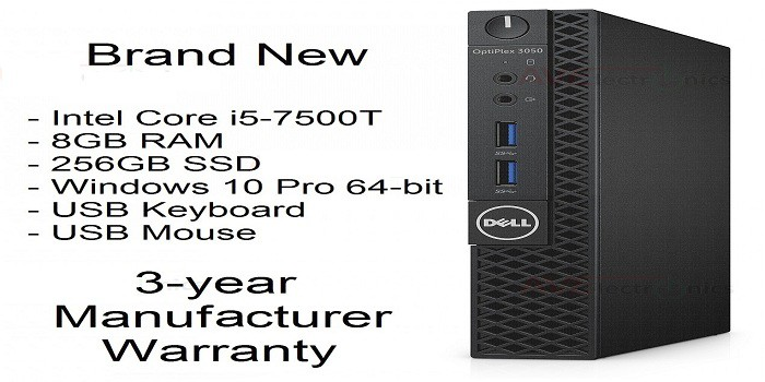 Dell OptiPlex 3050 Other Specifications