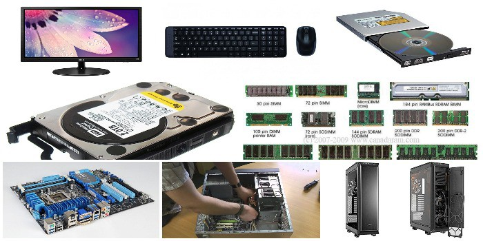 How to Couple a Desktop PC: Learn from Easy Assembling Video