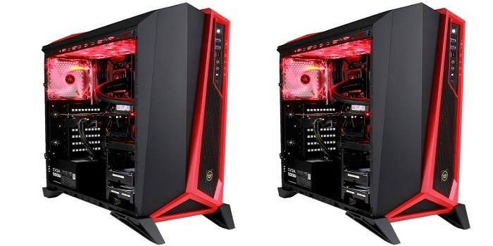 CUK Trion Custom Gaming PC Review Computer