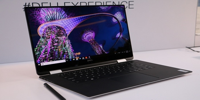Dell XPS 15 2-in-1 Audio