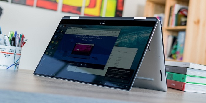 Dell XPS 15 2-in-1 Design & Build