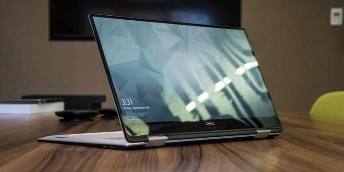 Dell XPS 15 2-in-1 Display