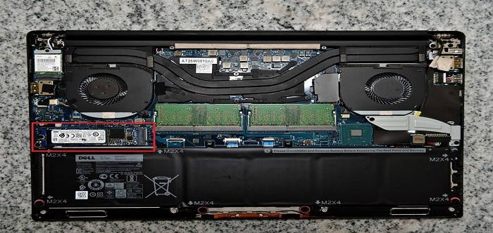 Dell XPS 15 2-in-1 Performance