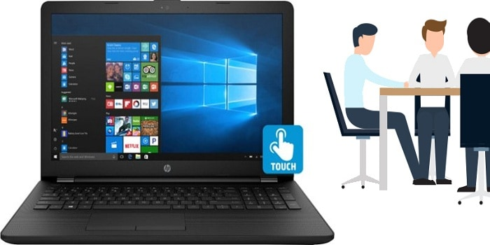 """HP 15.6"""" Touch Screen Laptop Users' Reviews"""