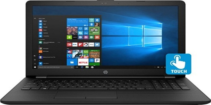 HP 15.6 Inch Touch Screen Laptop Review