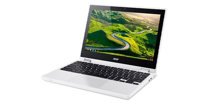 Acer Chromebook R11 Convertible Laptop Display