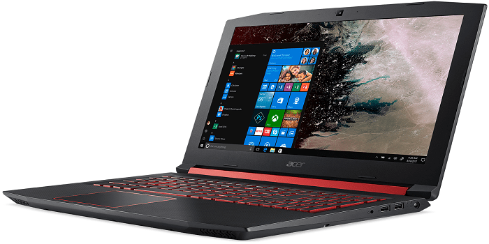 Additional Specs On Acer Nitro 5 Gaming Laptop