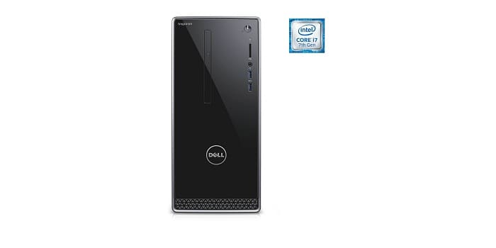 Dell Inspiron 3668 Desktop Review