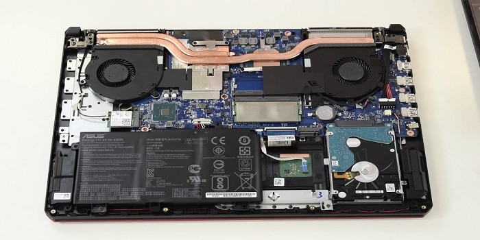 ASUS FX504 Thin & Light TUF Gaming Laptop Performance