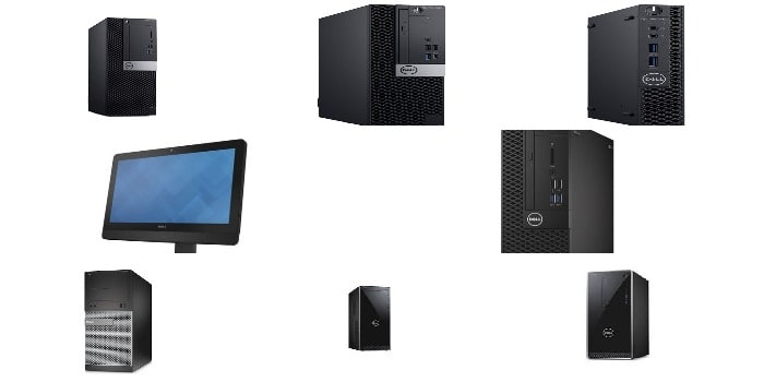 Top 10 Dell Desktop Computers for Small Business 2019 - Best Buyer's Guide