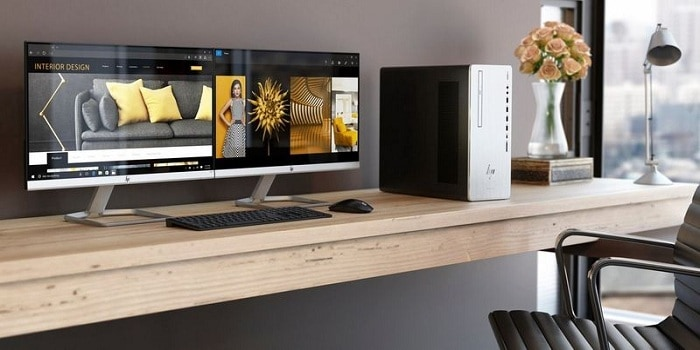 HP Envy 795 Desktop For Photo & Video Editing
