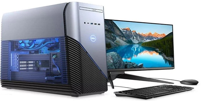 Dell Inspiron 5680 Gaming PC Overview