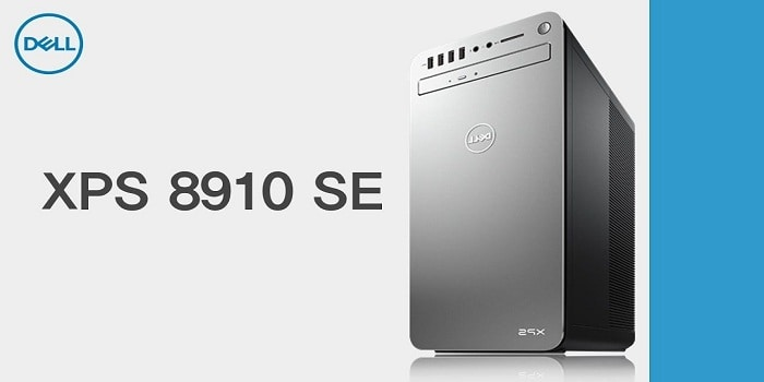 Dell XPS 8910 Review - Price, Specs, Pros & Cons