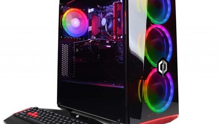 CYBERPOWERPC Gamer Xtreme VR Review - Price & Specs