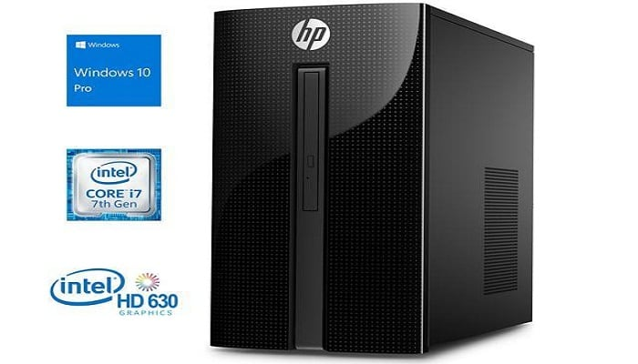 HP 460 Desktop Computer Review - Price, Specs, Pros & Cons