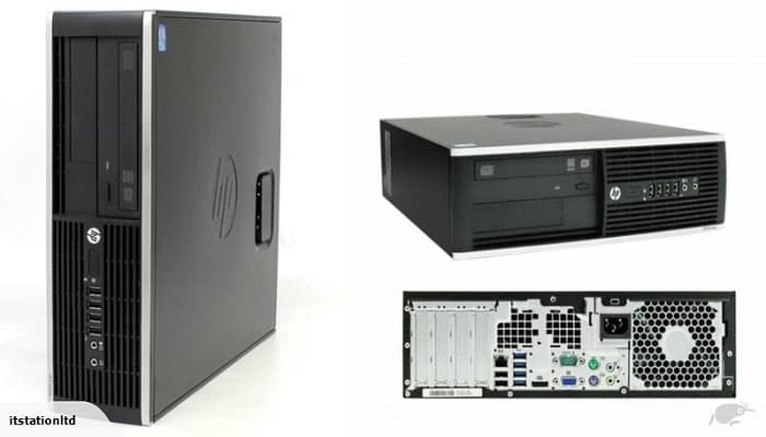 HP Compaq Pro 6300 SFF Business Desktop Review - Price & Specs