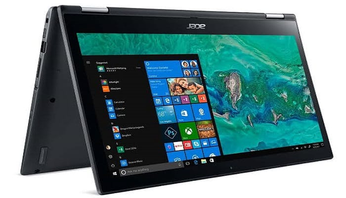 Acer Spin 3 Convertible Laptop Review - Price, Specs, Pros & Cons