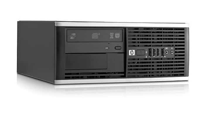 HP Elite 6300 SFF Desktop
