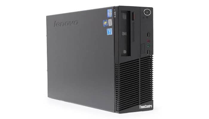 Lenovo ThinkCentre M72e Desktop Review - Price & Specs