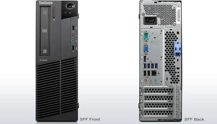 Lenovo ThinkCentre M82 Desktop