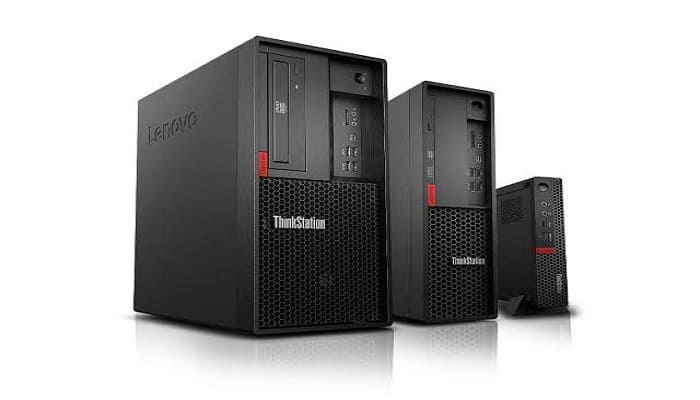 Lenovo ThinkStation P330 Workstation Review - Price & Specs