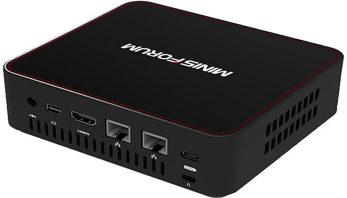 Minisforum U500-H Mini PC