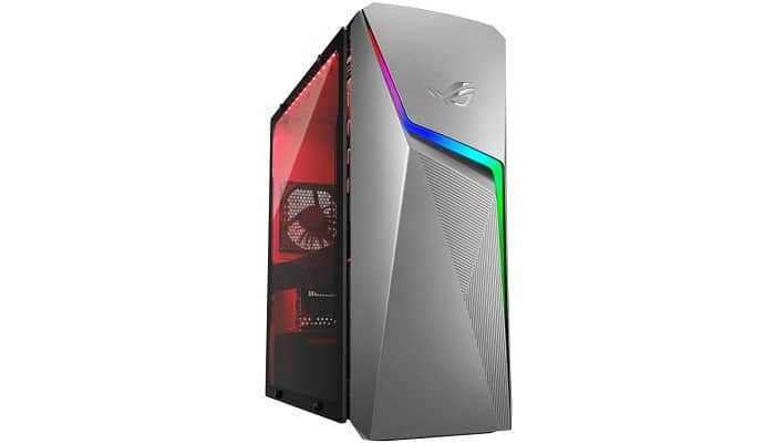 Asus ROG Strix GL10DH Gaming Desktop Review - Price & Specs