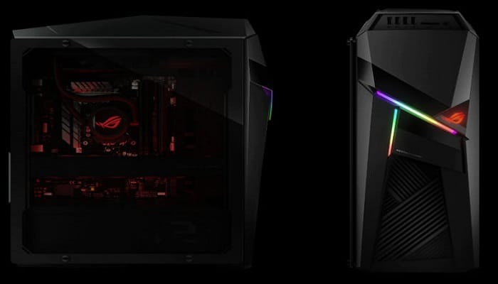 Asus ROG Strix GL12CX Gaming Desktop Review - Price & Specs