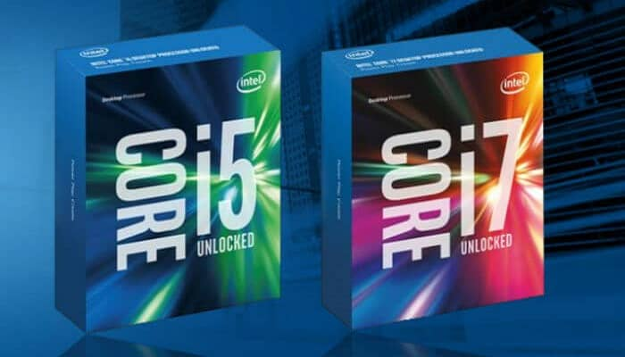 Differences between i5 and i7 Processor