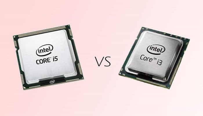 Differences between i3 and i5 Processor