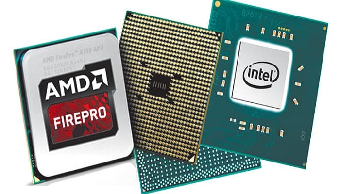 Differences between Intel and AMD Processor