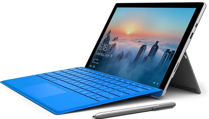 Microsoft Surface Pro 4 Laptop